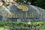 sign for Winding Lakes I